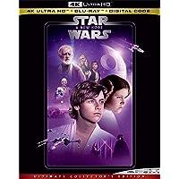 Deals on Star Wars: A New Hope 4K Ultra HD + Blu-ray + Digital