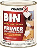 Zinsser 00908 B-I-N Primer Sealer – White, 1- Pint