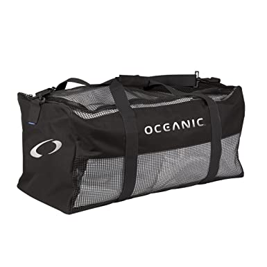d0a14e9325 Image Unavailable. Image not available for. Color  Oceanic Mesh Duffel Bag