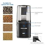 PIXNOR Automatic Fish Feeder Fish Food Dispenser
