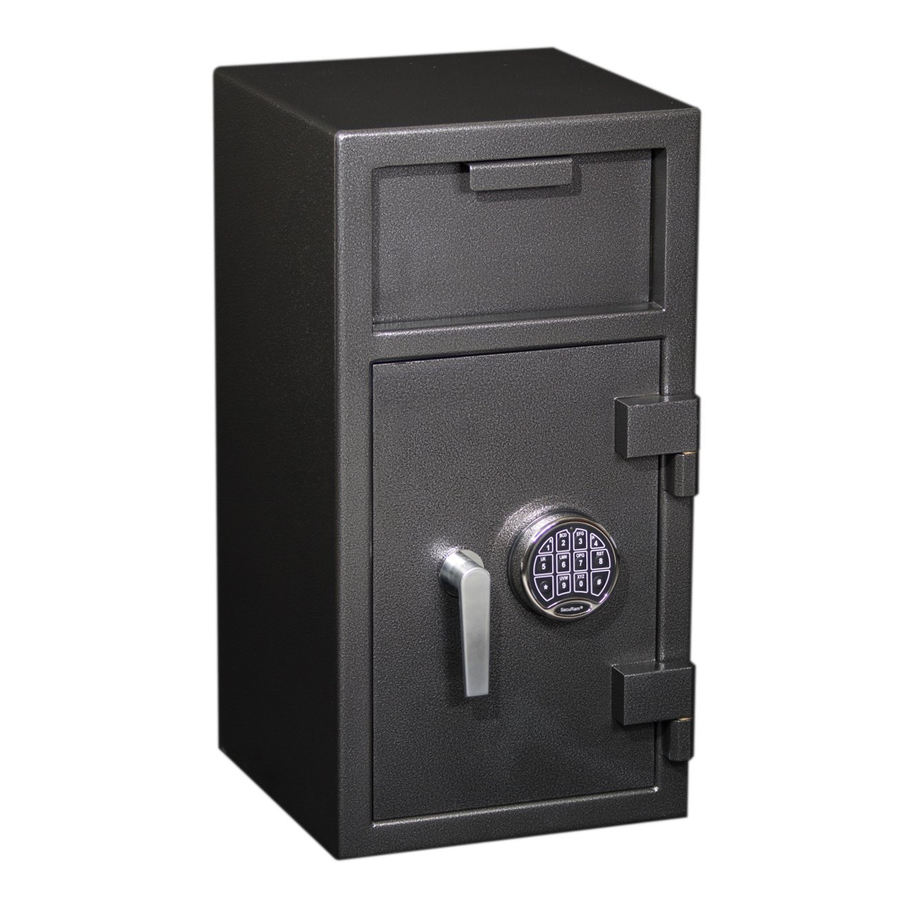 FD-2714 Protex Front Loading Depository Drop Safe w/ Electronic Lock
