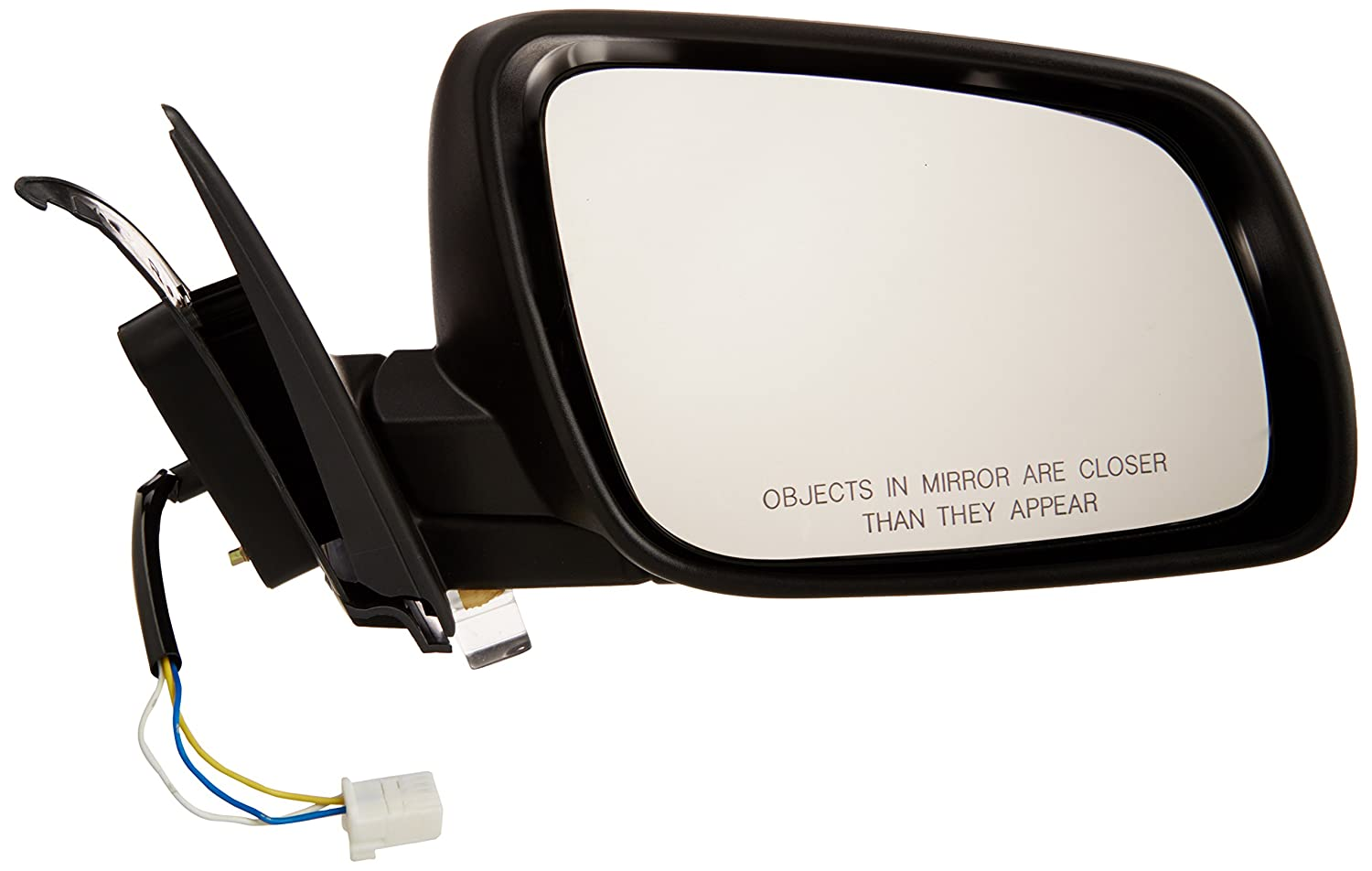 OE Replacement Mitsubishi Lancer Passenger Side Mirror Outside Rear View (Partslink Number MI1321129) Unknown