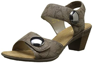 Womens 67369-45 Open Toe Sandals Rieker