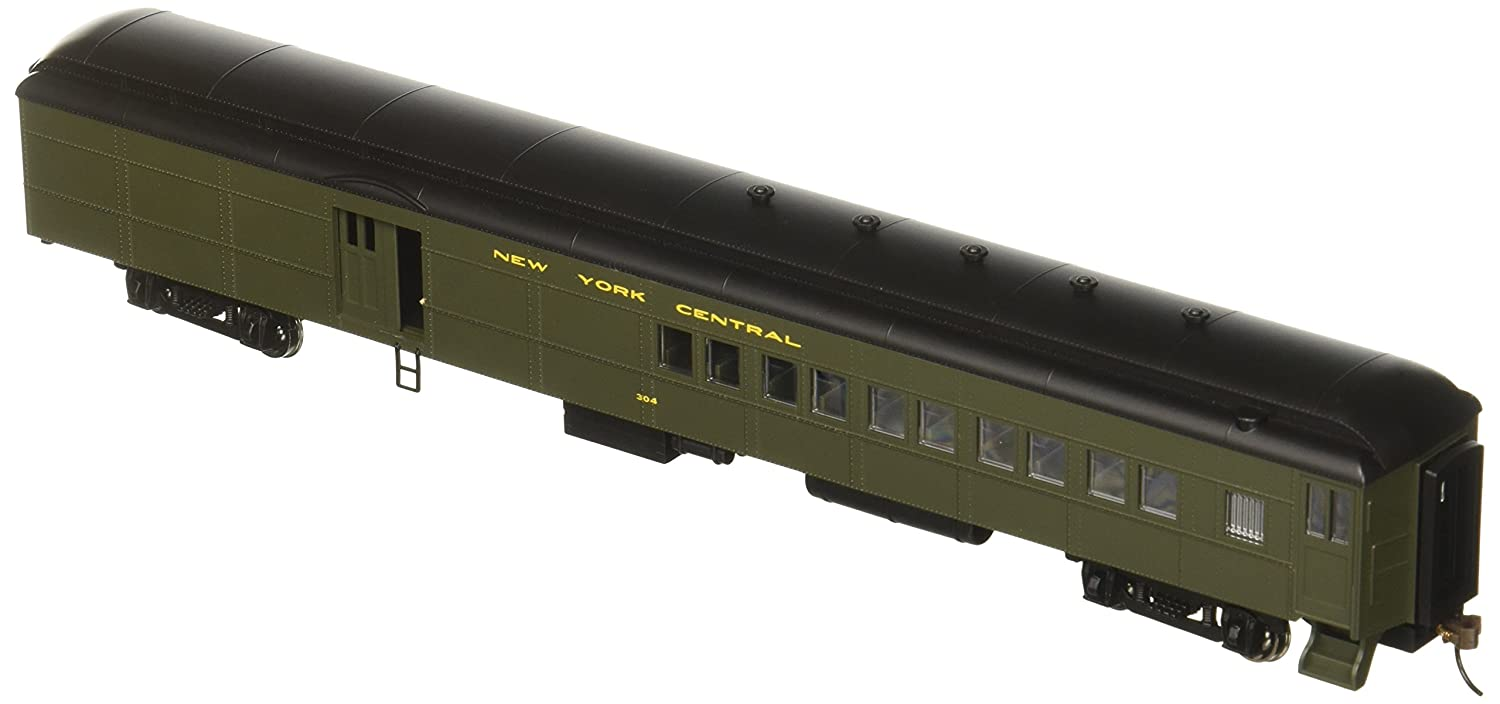 Bachmann Industries NYC 4 Window Door #304 72' Heavyweight Combine with Lighted Interior 13604