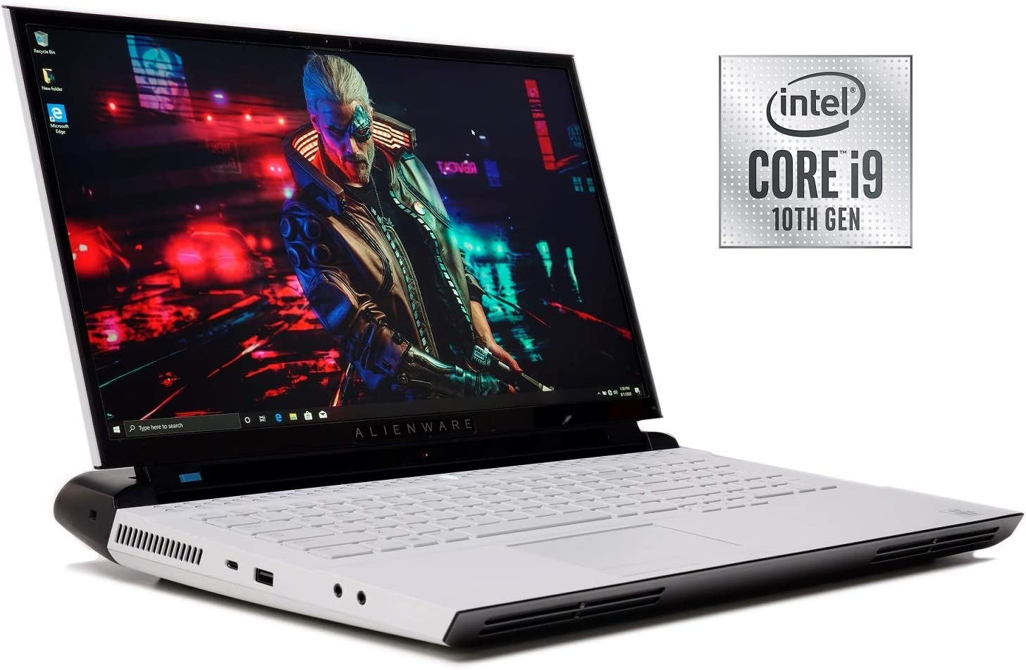 "New Impressive Area 51m R2 Gaming Laptop 10th Gen i9 10900K 10-Core 5.3GHz w/Thermal Velocity Boost RTX 2080 Super 8GB 17.3"" 4K UHD 500-nits 100% Adobe RGB Tobii Eyetracking (1TB SSD|32GB RAM|10 PRO)"