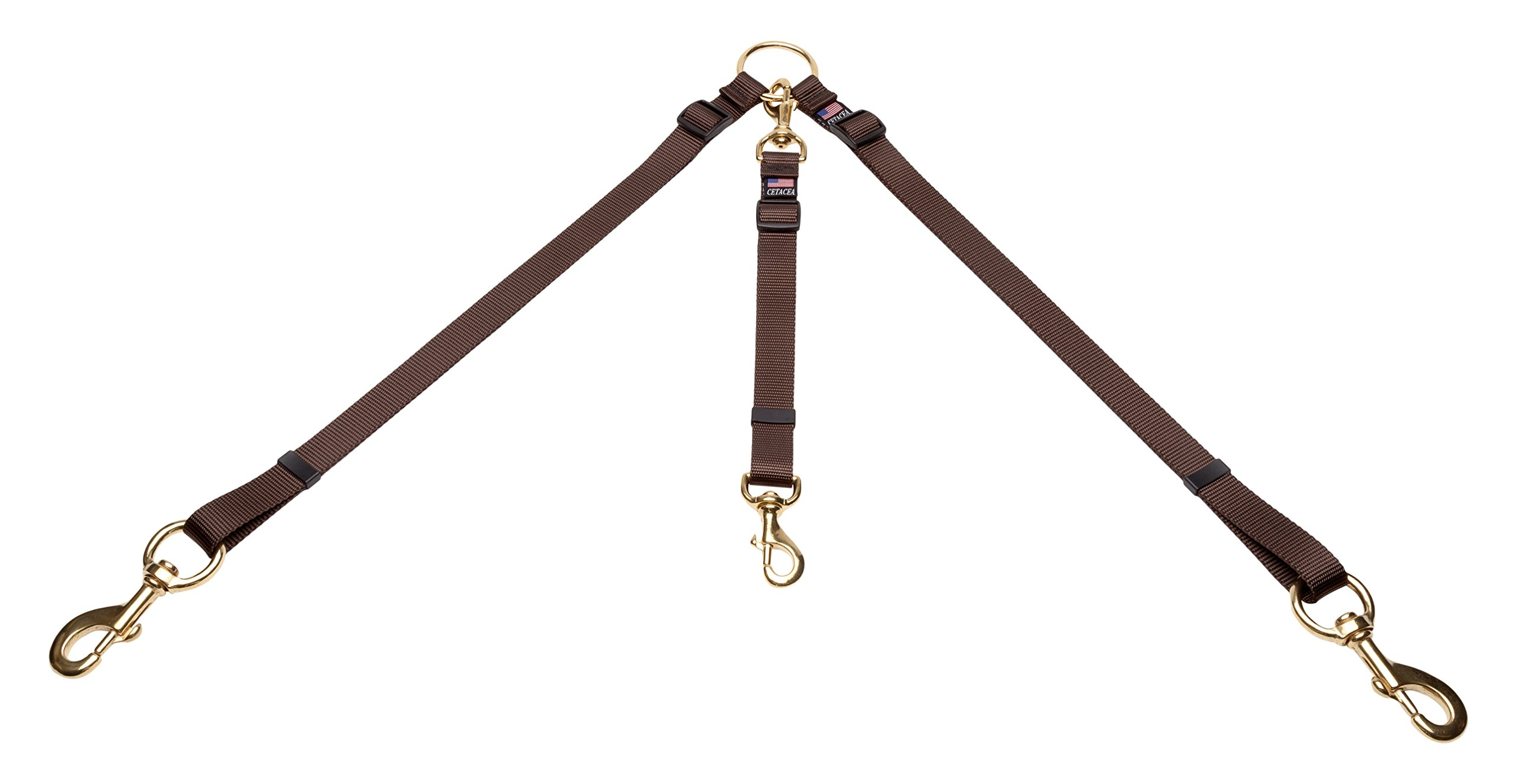 Cetacea Adjustable Truck Bed Tether, One Size, Brown