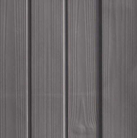 Keter - Caseta de jardín exterior Factor 8x6 con escuadra incluida. Color marrón / Beige: Amazon.es: Jardín