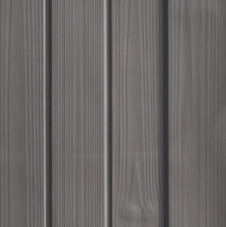 Keter - Caseta de jardín exterior Factor 6x6 con escuadra incluida. Color marrón / Beige: Amazon.es: Jardín