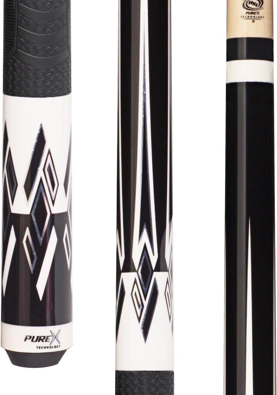 Purex hxt64 Midnight Negro/Blanco Dividido Diamantes tecnología ...