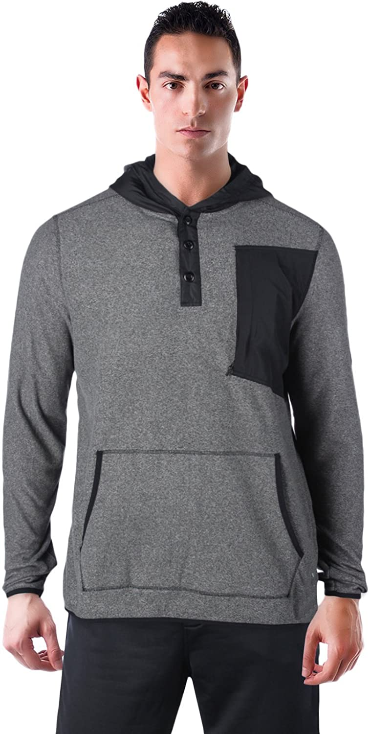 Clothing, Shoes & Accessories 8162-a Mens Under Armour Hoodie Athletic Black Size Large America Usa Activewear