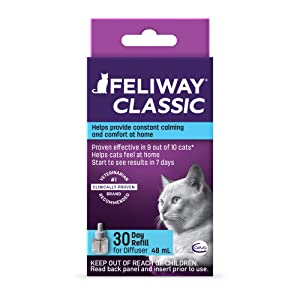 Feliway Classic 30 day Diffuser Refill