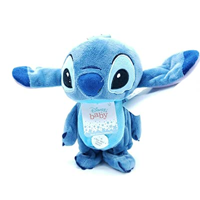 Animated Walking Pet - Stitch - Disney Baby: Toys & Games