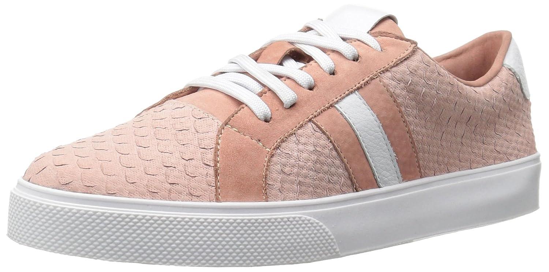 KAANAS Women's Tatacoa Contrast Stripe Sneaker B01N3S4L4T 8 B(M) US|Rose