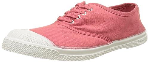Bensimon Tennis Lacet Femme, Zapatillas Mujer, Rosa (Rose Blush), 38 EU