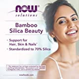 Now Solutions, Bamboo Silica Beauty, Support for