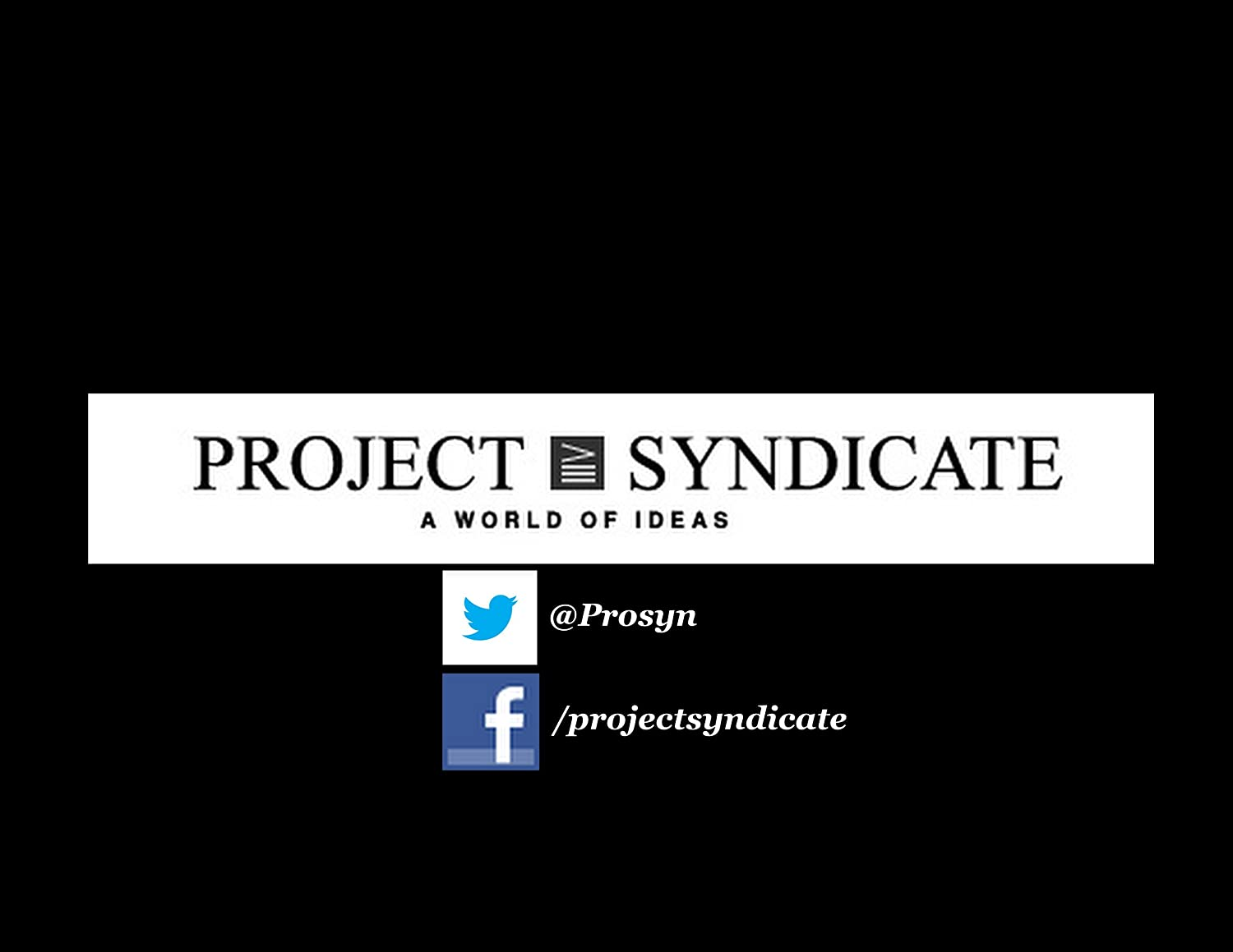 project syndicate Syndicate - twitch.