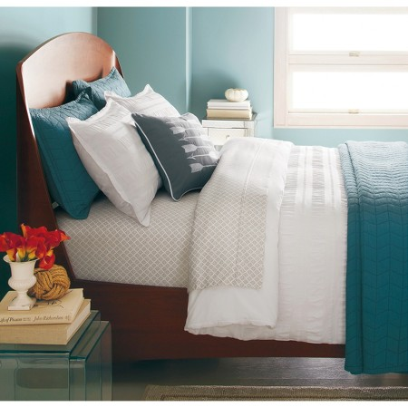 Vintage Washed Solid Quilt - Threshold™ : Target