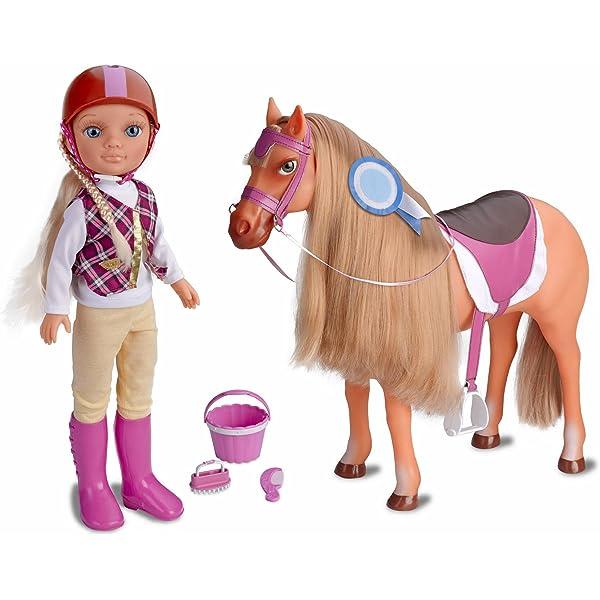 Amazon.es: Nancy día de aventuras a caballo (Famosa ...