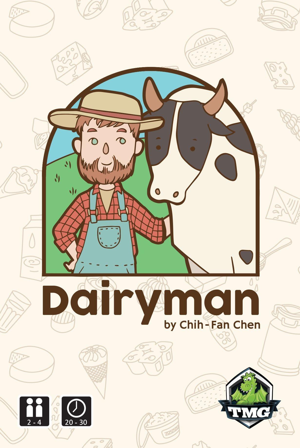 Dairyman Dice Game