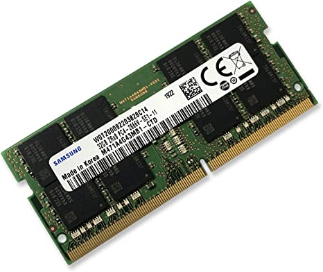 Amazon.co.jp: Samsung 32GB DDR4 2666MHz RAM Memory Module for ...