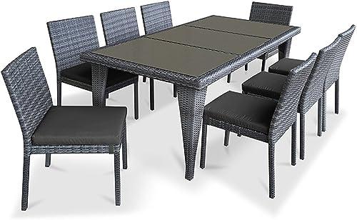 UrbanFurnishing.net 9piecedining Patio Furniture
