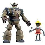 Toynami Futurama Destructor vs. Gender Bender Figure Box Set (Limited Edition)