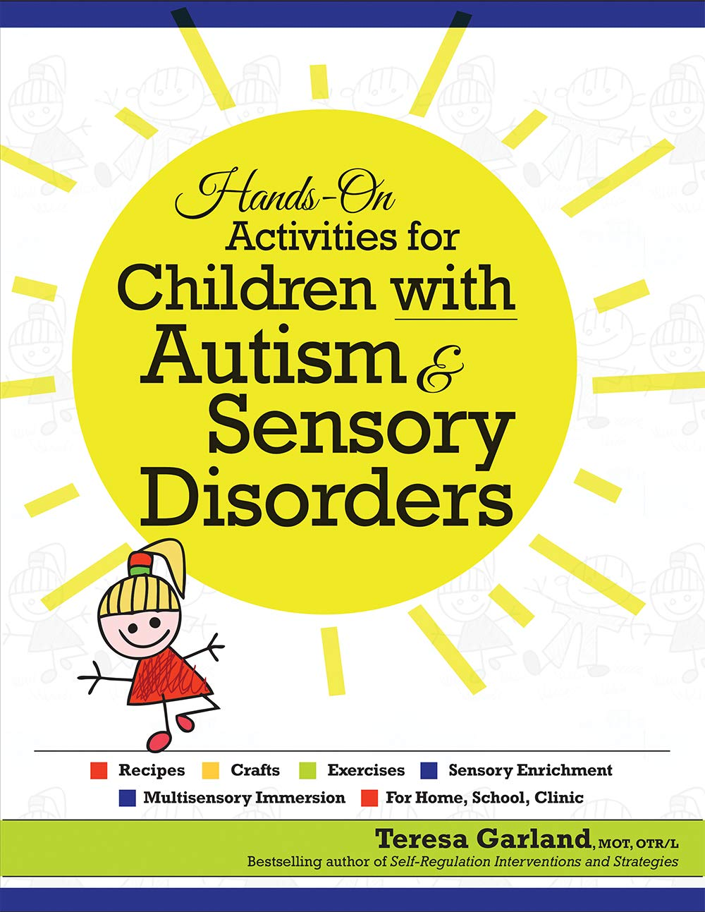 The Essence Of Sensory Processing >> Hands On Activities For Children With Autism Sensory