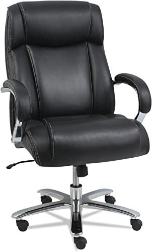 Alera ALE Maxxis Series Big and Tall Leather Chair