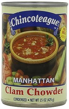 Chincoteague Seafood Manhattan Clam Chowder