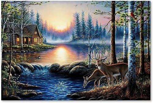 Total Bliss Canvas Wall Art