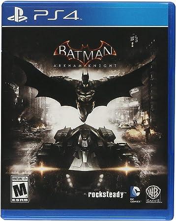 Batman: Arkham Knight - Playstation 4, Pack De 2: Amazon.es ...