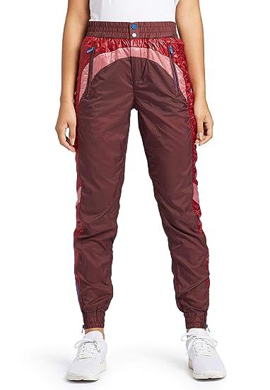 Khujo Kyrie - Pantalones de Deporte para Mujer (Nailon, con ...