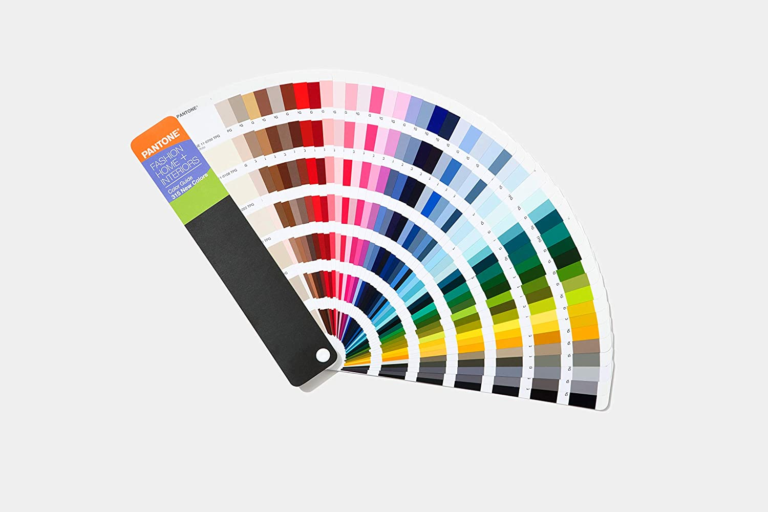 Pantone Color Guide Supplement for Fashion, Home & Interiors - 2020 Edition