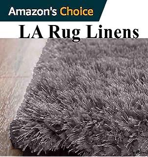 Fluffy Furry Contemporary Solid Thick Plush Soft Pile Living Room Bedroom  Floor Shag Rug Throw Carpet