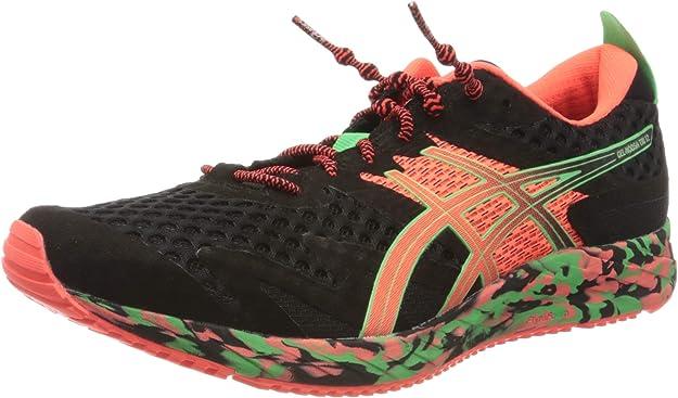 ASICS Gel-Noosa Tri 12 Road Running Shoe Herren Sneakers schwarz/bunt