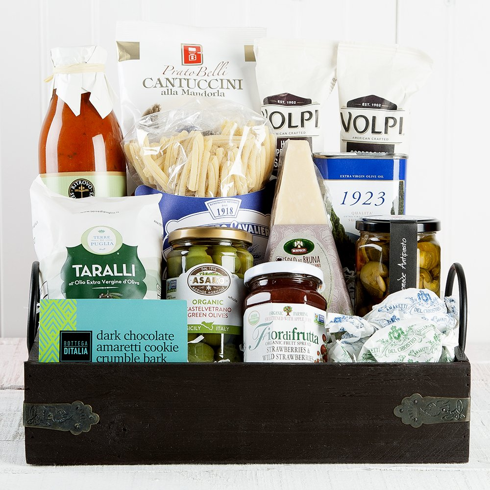 Little Bit of Italy Gift Basket by DITALIA