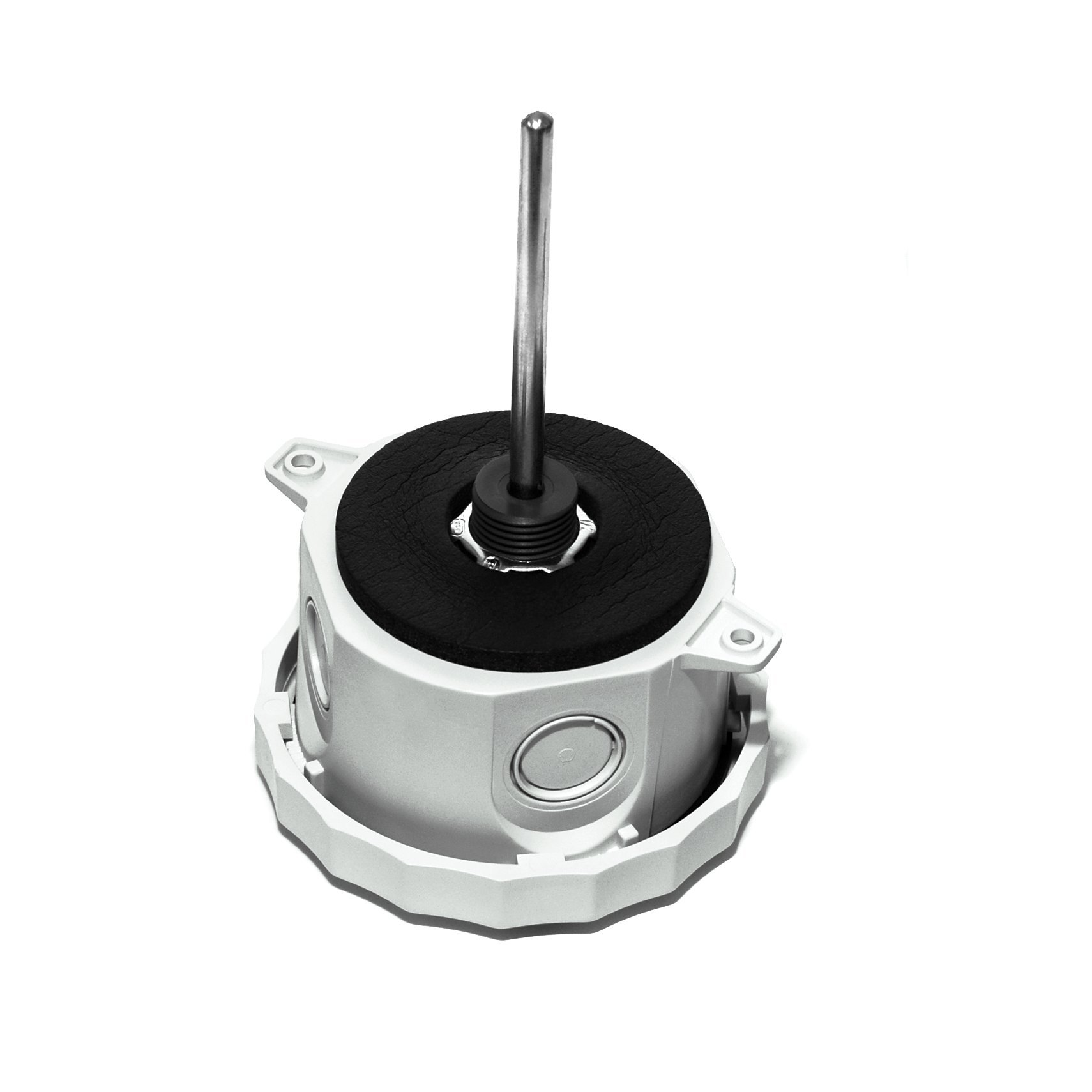 A/1K-2W-RA-18''-EH | ACI | RTD 1000 ohm (2 wire) | Rigid Probe Averaging Temperature Sensor | Sensor Length: 18 inch | Weather Tight (European) Housing Enclosure Box |