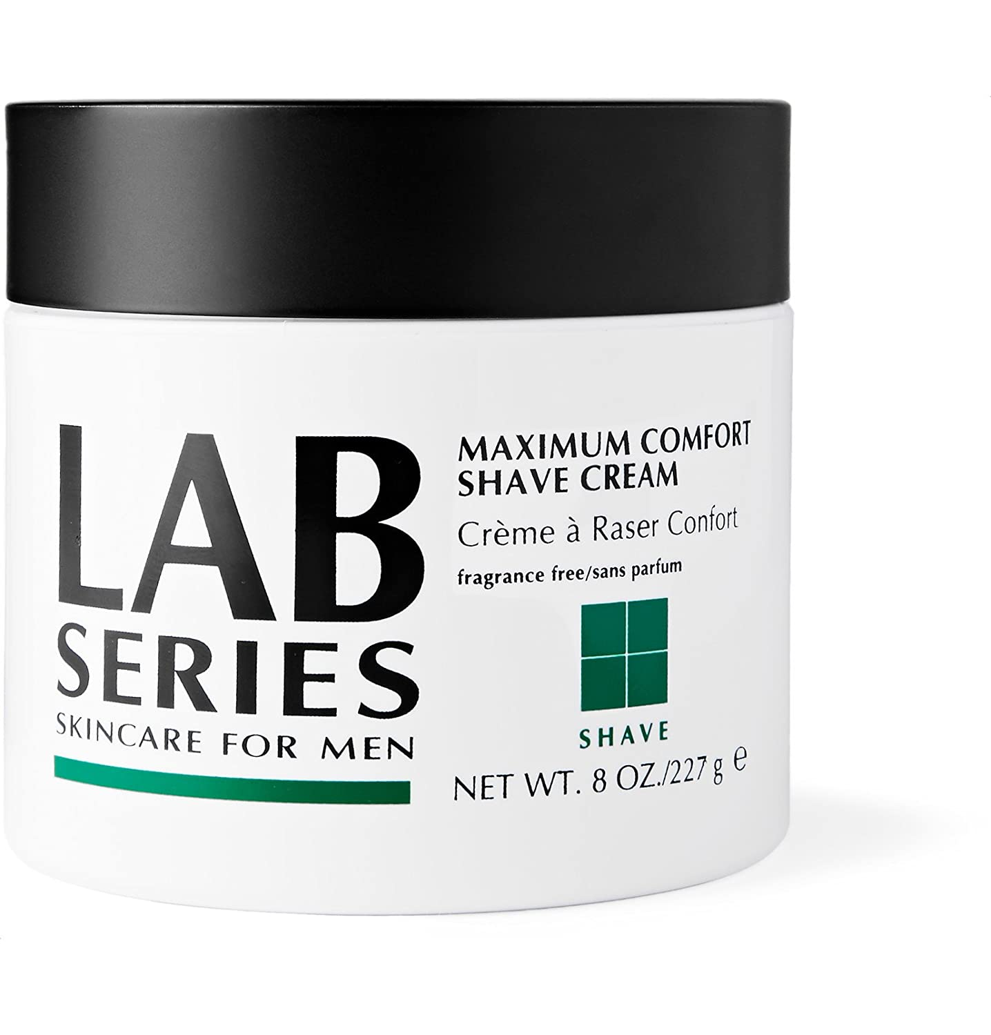 Aramis Lab Series for Men Maximum Comfort Shave Cream 227g/8oz 2R1l-01