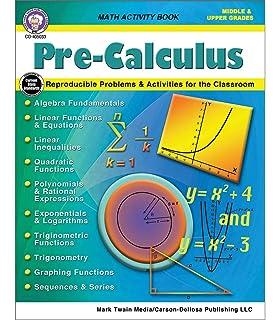 Barron's E-Z Precalculus: Lawrence S  Leff: 9780764144653: Amazon