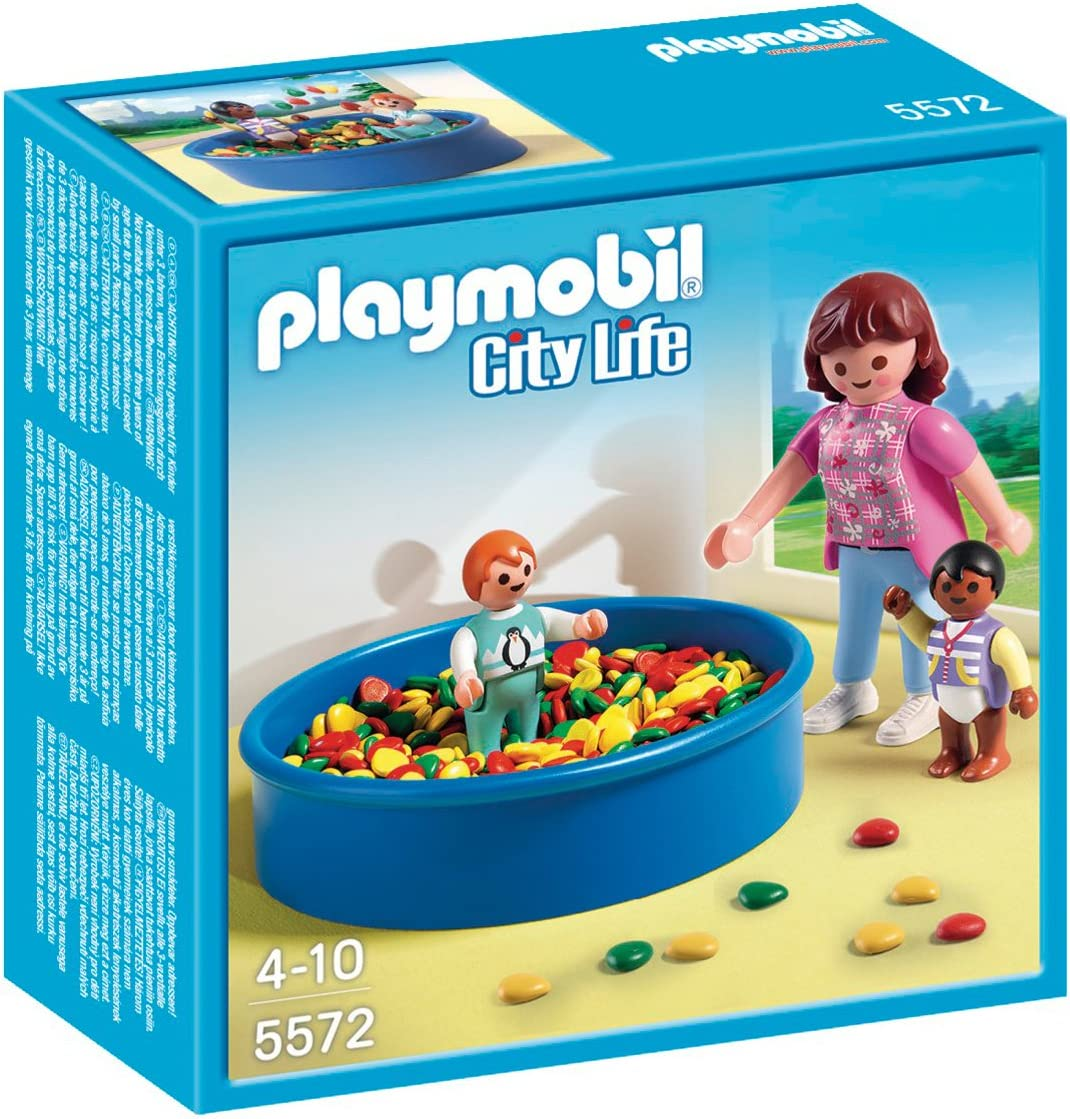 PLAYMOBIL Guardería Zona de bebés, playset (5570): Amazon