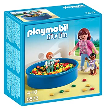 Playmobil  City Life Preschool dp BIFVYF