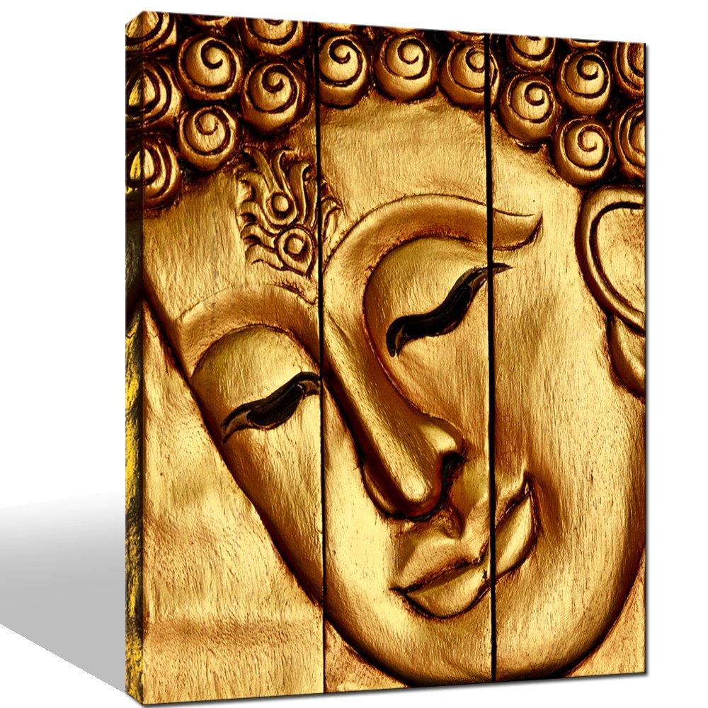 Amazon.com: Live Art Decor - Buddha Canvas Wall Art Modern Home ...