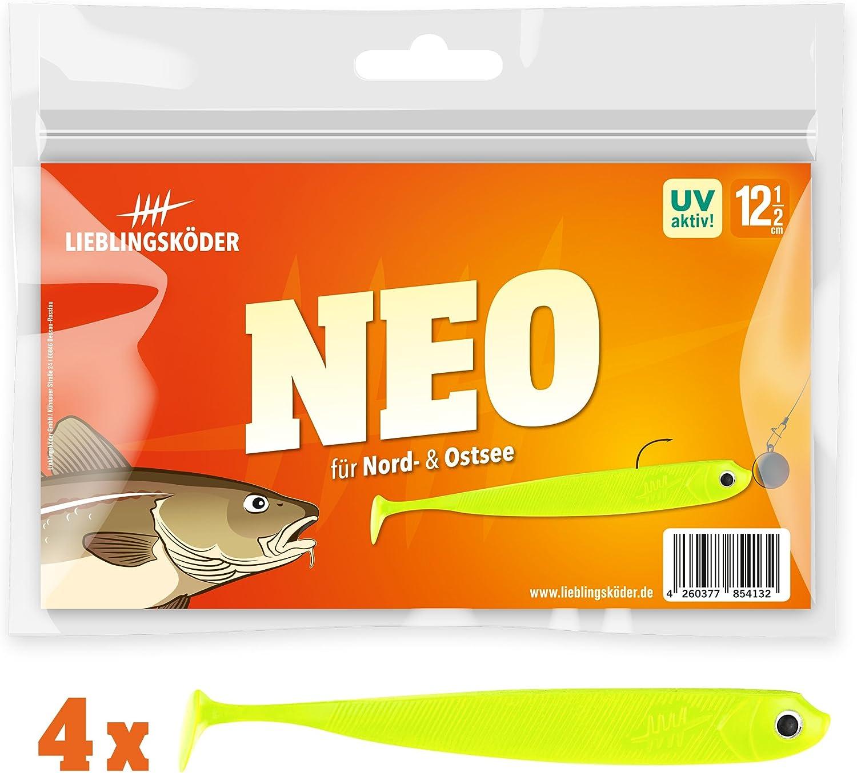 Lieblingsköder Shad NEO 12,5 cm Gummifisch