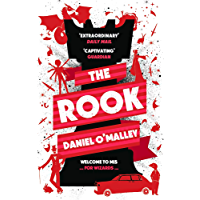The Rook (The Checquy Files)