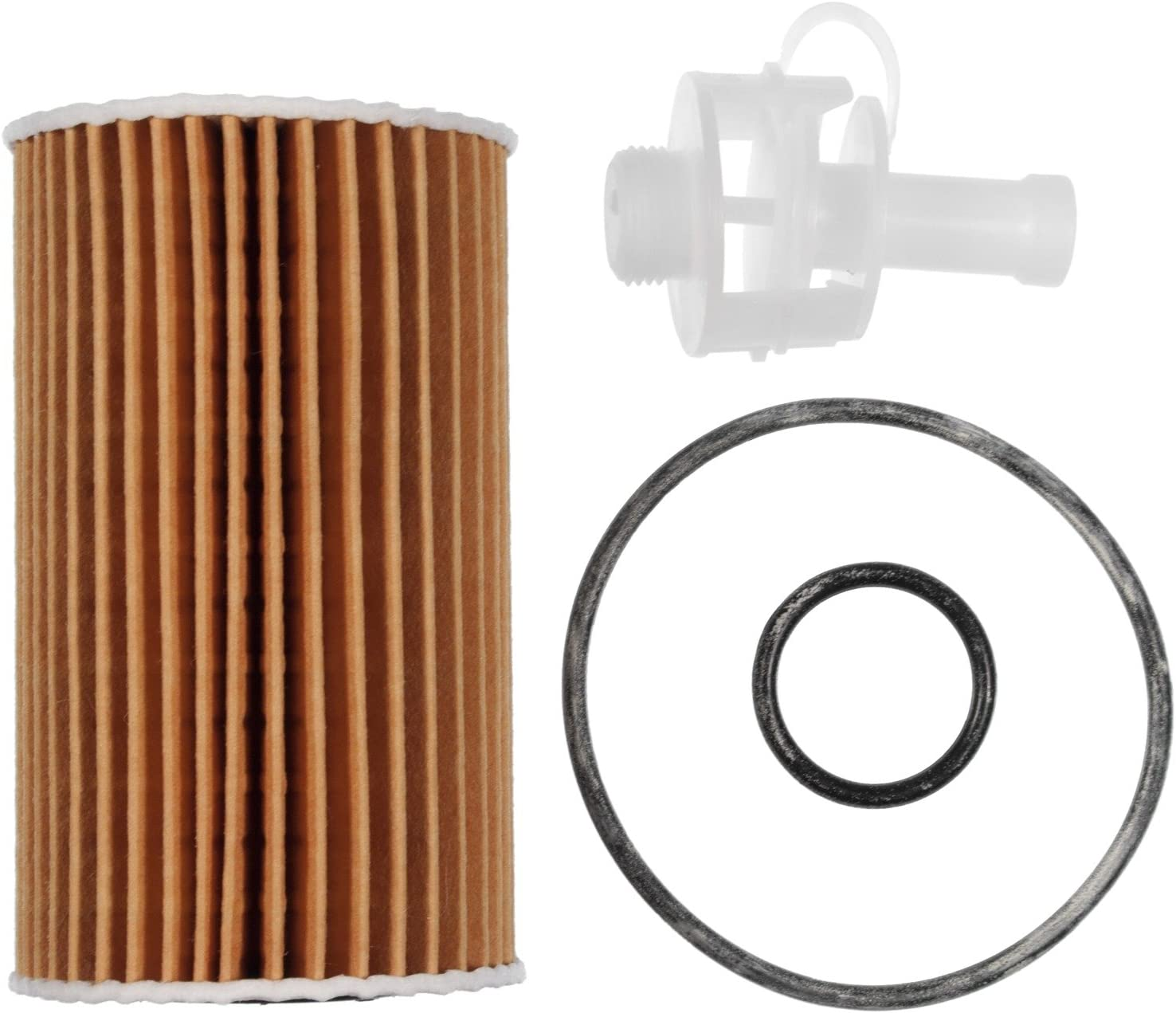 MAHLE Original OX 554D2 ECO Oil Filter
