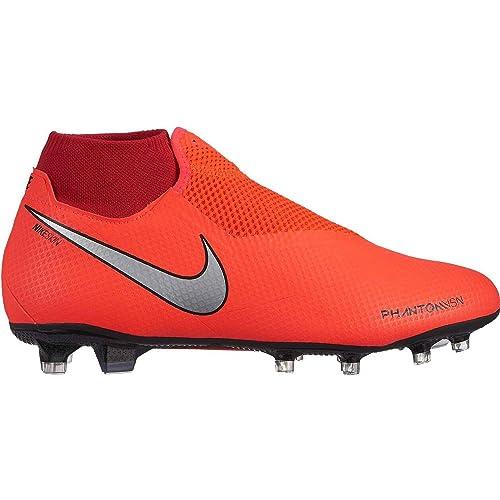 Nike Phantom Vsn PRO DF Fg, Scarpe da Calcio Unisex Adulto