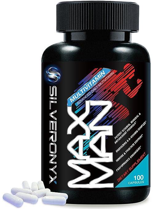 una buena vitamina para hombres