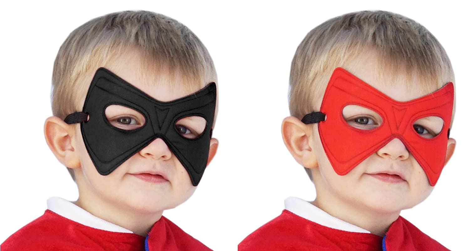 Little Pretends Reversible Hero Mask