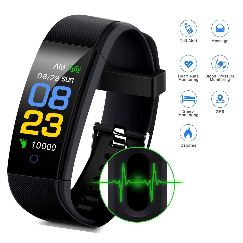 Amazon.com : AOBBY Fitness Watch/Tracker, Activity Tracker with ...