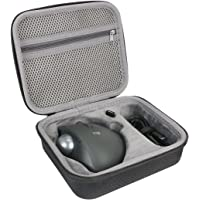 Co2CREA - Funda rígida de viaje para Logitech MX Ergo Mouse de trackball inalámbrico avanzado, Case for Mouse and Accessories